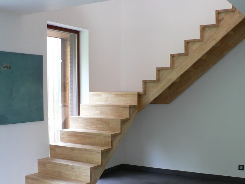 Escalier Bois Design Ideas - Design Trends 2017 - shopmakers.us