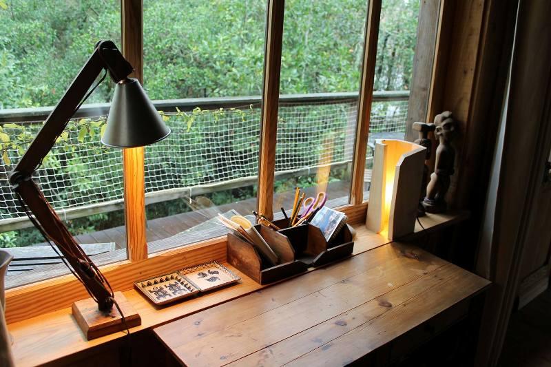 Arcachon Lampe Bois Design Amenagements Interieur Et Exterieur En